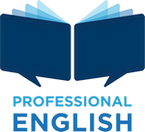 Professional English logo